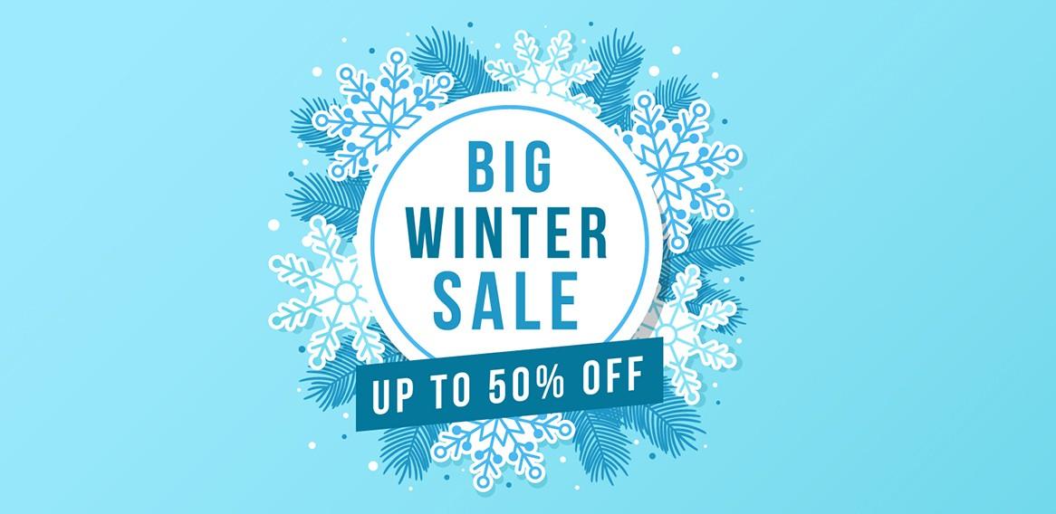 Winter Sales 2021 !!