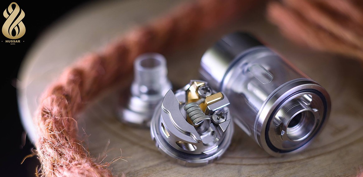 Hussar Gobby RTA by Hussar Vapes